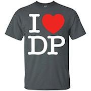 I Love Heart DP T-Shirt