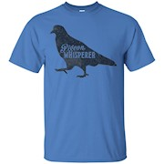 Pigeon Whisperer T shirt Love Pigeons Tee Birds Lover Gifts – T-Shirt