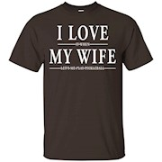 I Love It My Wife Lets Me Play Pickleball Shirt – T-Shirt