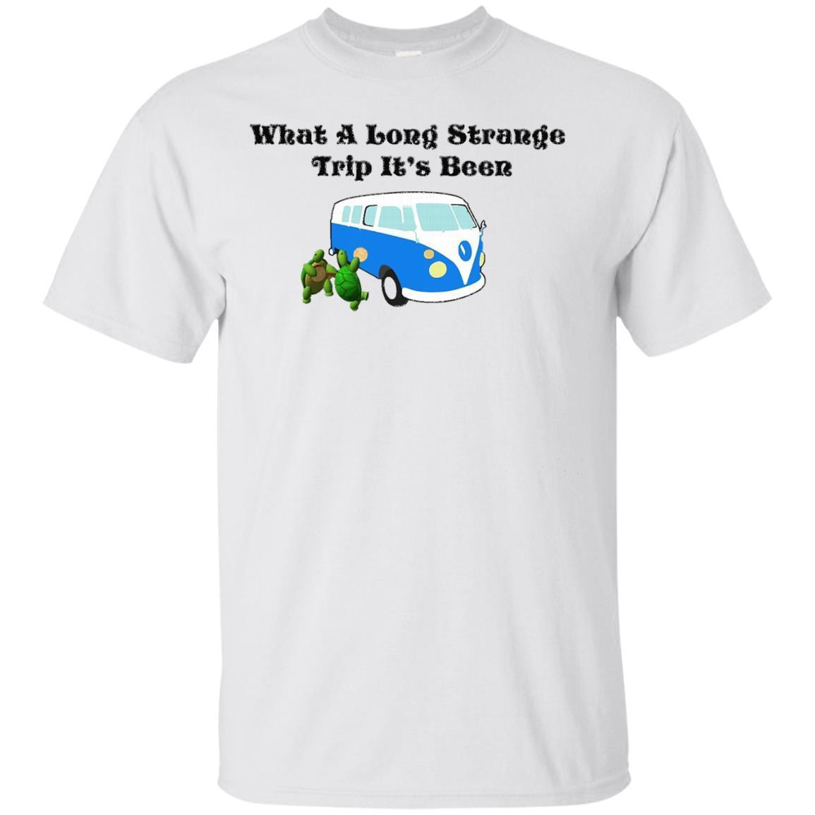 What a long strange trip it's been tee shirt – T-Shirt