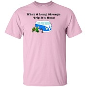 What a long strange trip it's been tee shirt – T-Shirt