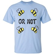 Beekeeper Shirt -Two bee Or Not Two Bee Beekeeping Honey Bee – T-Shirt