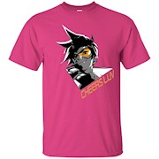Overwatch Tracer Cheers Spray Tee Shirt – T-Shirt