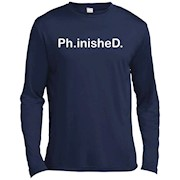 Phinished PHD LS T-Shirt