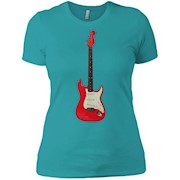 Bass Player T Shirt 4 String Bass Custom Pick Guard