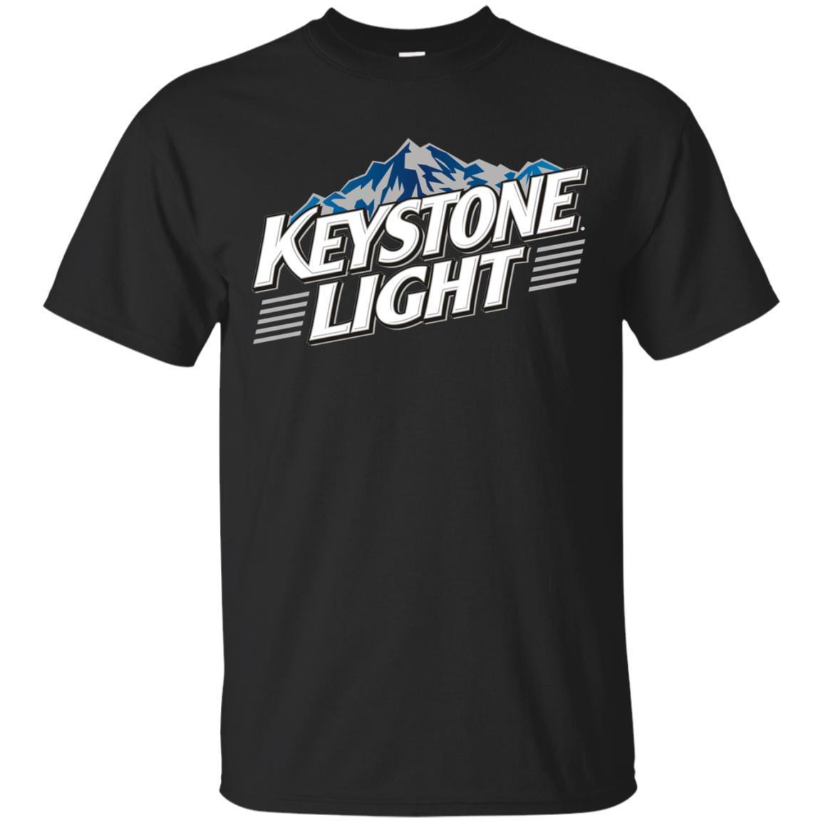 Keystone Light Beer – T-Shirt, Pullover Hoodie