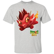 Dragon City Flame Dragon T-Shirt