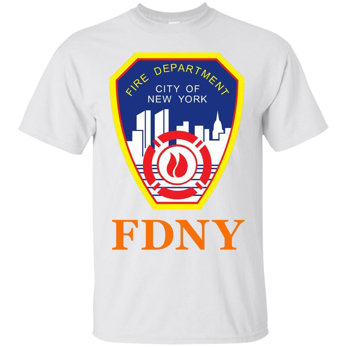 FDNY SHIRT – FIREFIGHTER DEPARTMENT CITY OF NEW YORK – T-Shirt
