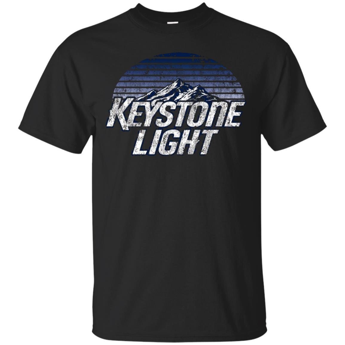 Keystone Light Beer Classic Look T-Shirt