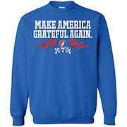 Make America Grateful Again – Pullover Sweatshirt