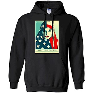 we the people are greater than fear – Pullover Hoodie