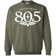 805 Beer – Pullover Sweatshirt