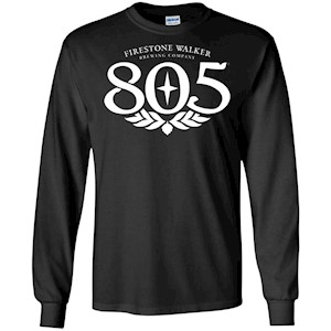 805 Beer – LS T-Shirt