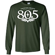 805 Beer – LS T-Shirt