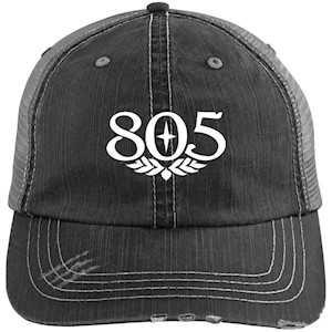805 Beer – Trucker Cap