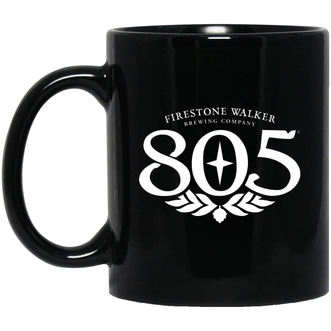 805 Beer – Black Mug