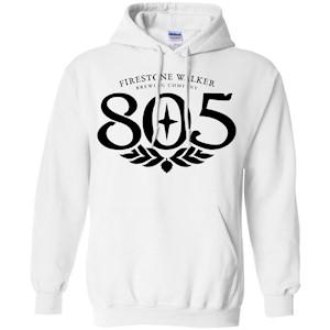 805 Beer Black – Pullover Hoodie