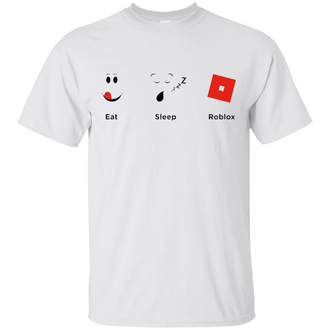 Eat. Sleep. Roblox. T-shirt