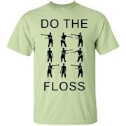 Do The Floss Dance Instructional T-Shirt
