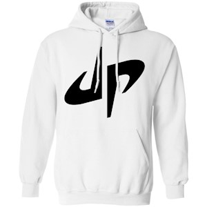 Due Perfect Logo – Pullover Hoodie