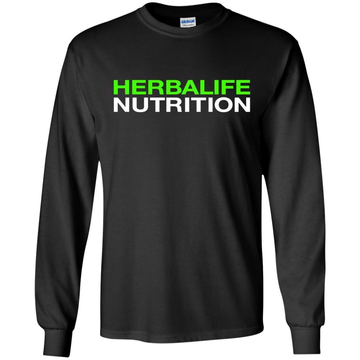 HERBALIFE NUTRITION – LS T-Shirt