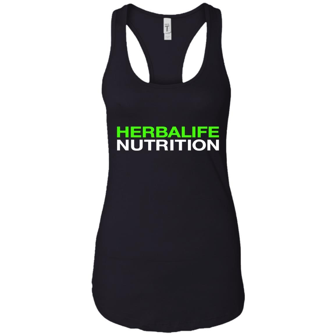 HERBALIFE NUTRITION – Ladies Ideal Racerback Tank