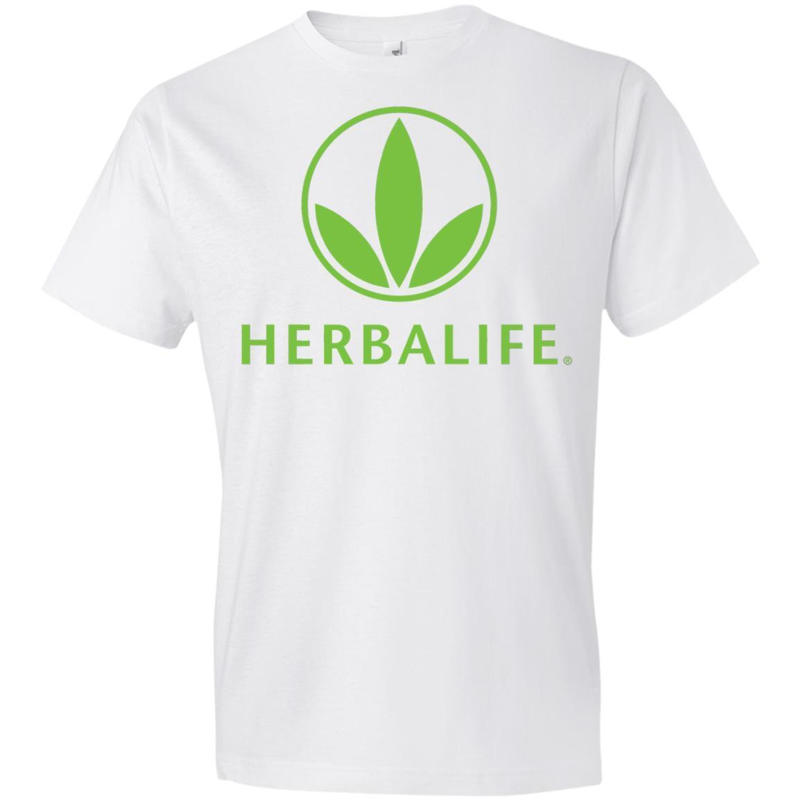 HERBALIFE Logo – Anvil Lightweight T-Shirt