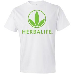 HERBALIFE Logo – Anvil Lightweight T-Shirt