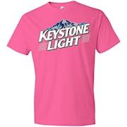 Keystone Light Beer – Anvil Lightweight T-Shirt