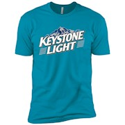 Keystone Light Beer – Short Sleeve T-Shirt