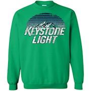 Keystone Light Beer Classic Look –  Pullover Sweatshirt
