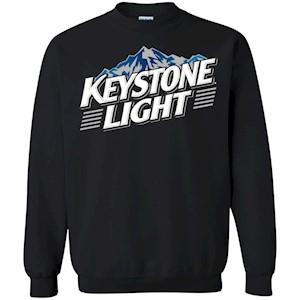 Keystone Light Beer –  Pullover Sweatshirt