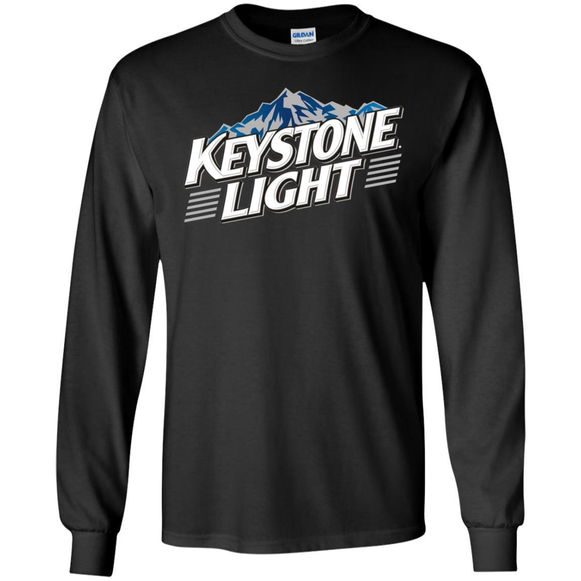 Keystone Light Beer – LS T-Shirt