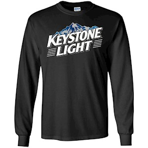 Keystone Light Beer – LS T-Shirt