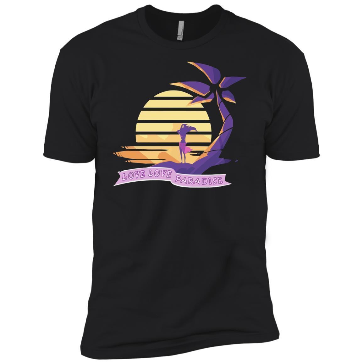 Aphmau Love – Love Paradise – Short Sleeve T-Shirt