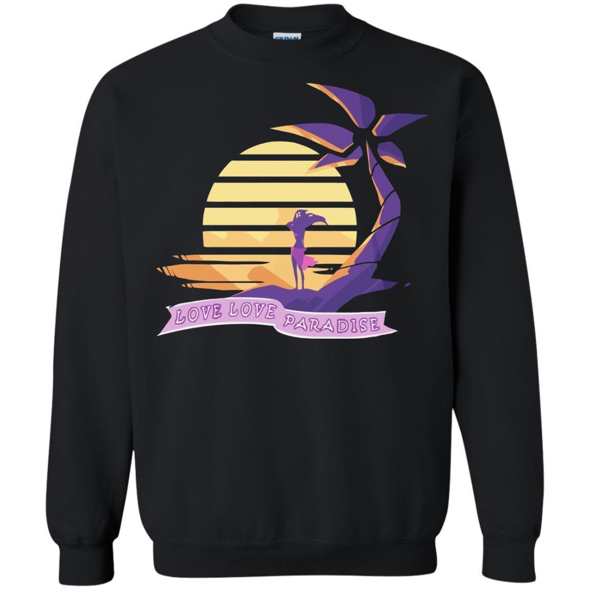 Aphmau Love – Love Paradise – Pullover Sweatshirt