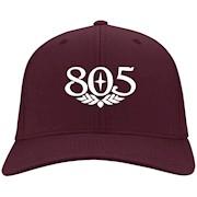 805 Beer – Port & Co. Twill Cap