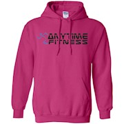 Anytime Fitness Logo – Pullover Hoodie