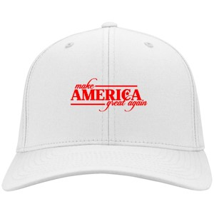 Make America Great Again – Port & Co. Twill Cap