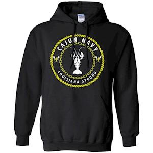 Cajun Navy – Pullover Hoodie