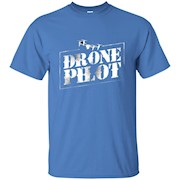 Drone Pilot Quadcopter Master in Action Gift Idea T-Shirt