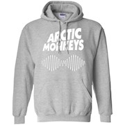 Artic Monkeys Soundwave Music Band – Pullover Hoodie