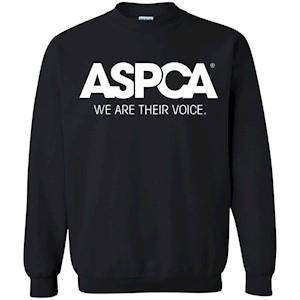 ASPCA Apparel – Crewneck Pullover Sweatshirt