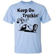 Iconic Keep On Truckin' Tshirt