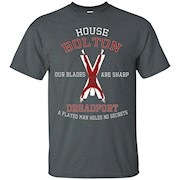 House bolton our blades are sharp