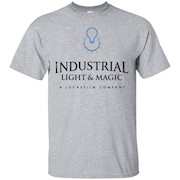Industrial Light & Magic A LucasFilm Company Logo T-Shirt