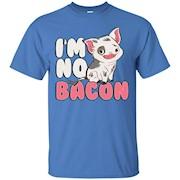 Disney Pixar Moana Pua I'm No Bacon Graphic T-Shirt