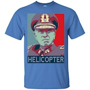 Pinochet Helicopter – T-Shirt