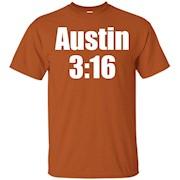 Austin 3 16 T-Shirt