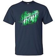 Mountain Dew Outer Space T-Shirt Soft Touch T-Shirt